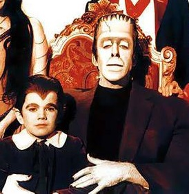 Mitt Romney Munster and Paul Ryan Munster